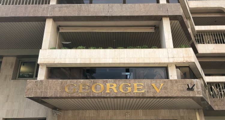 GEORGE V - PRESTIGIOUS OFFICES IN THE GOLDEN SQUARE